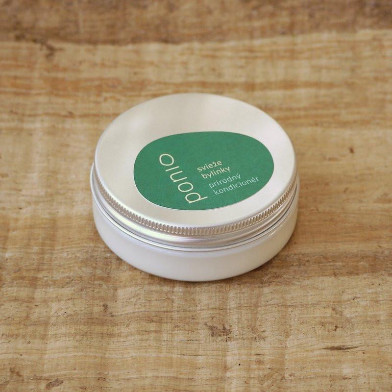 Svieže bylinky - prírodný kondicionér 2