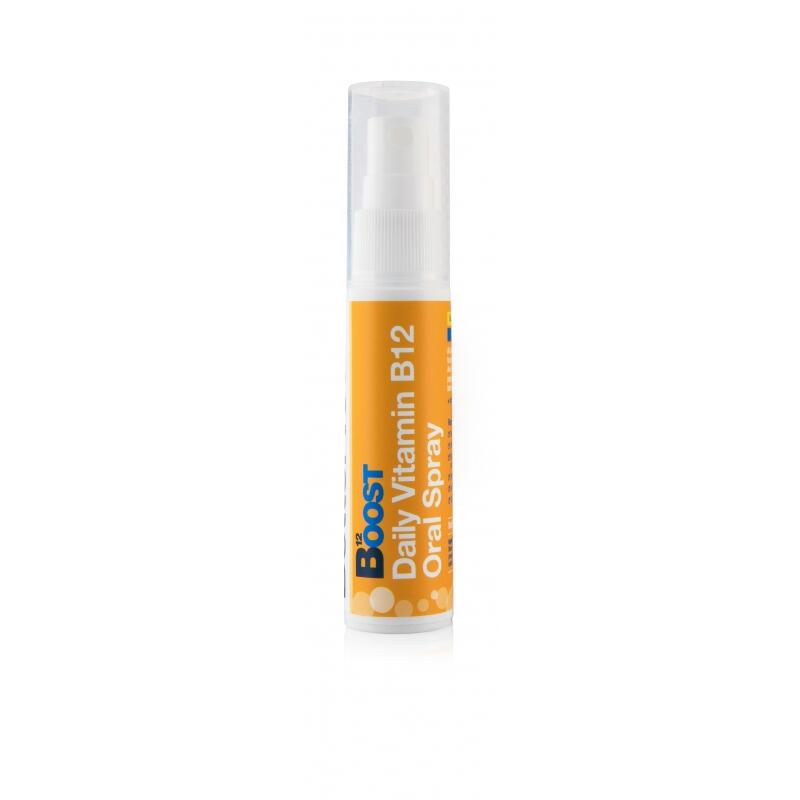 B12 1200μg - Vitamin B12 Rychlý a účinný ve spreji, Akce 3x25ml 2