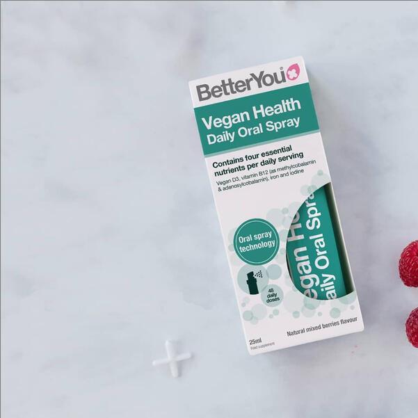 Vegan Health - D3, B12, železo a jód v spreji 25ml (zvýhodnené 3-balenie) 5