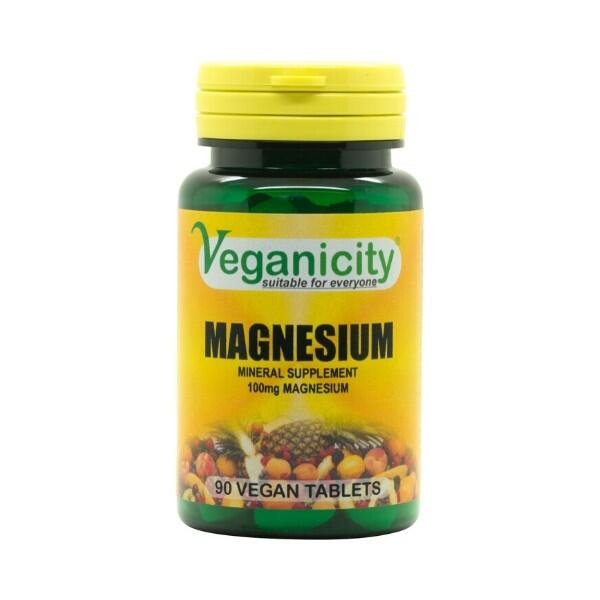 Magnesium 100mg 90 tablet