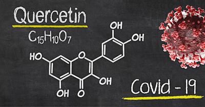 Quercetin (Kvercetín), aké má účinky na Covid-19?